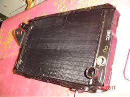 radiateur automobile