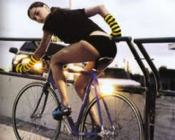 fixed gear cycling