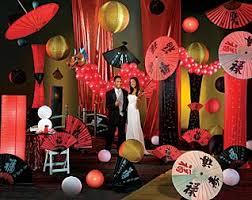 asian theme decorations