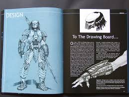 alien vs predator book
