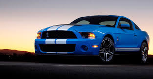 2010 ford gt500