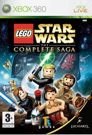 lego star wars the complete saga xbox