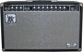 musicman amplifier