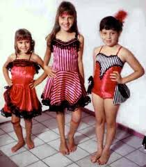 can can girls costumes