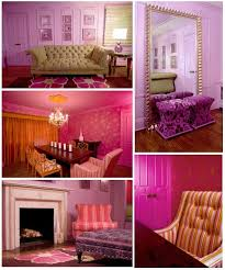 purple room decor