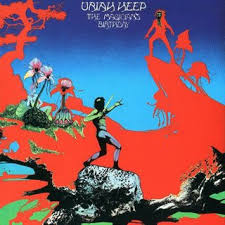 Uriah Heep - Crystal Ball