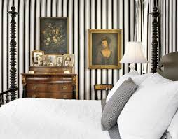 black and white stripe sheets