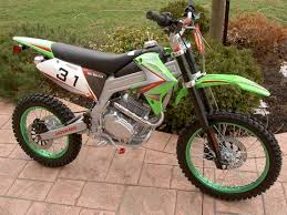 giovanni 250cc dirt bike
