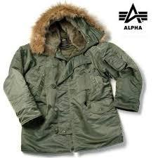 n 3b jacket