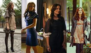 gossip girl blair dress