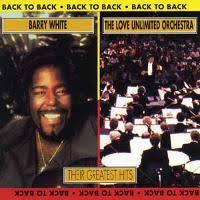 Barry White - Back To Back: Their Greatest Hits