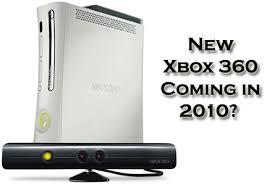 new xbox console 2010