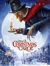 ebenezer scrooge christmas carol