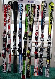 head race skis