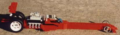 lego dragsters
