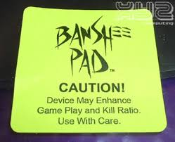 banshee stickers