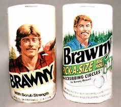 brawny towels