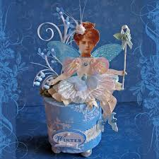 altered art doll