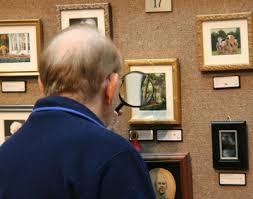 artist miniature