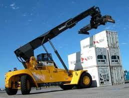 forklift containers