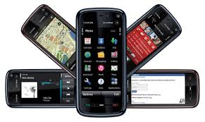 s60 touch screen