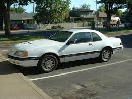 1987 turbo coupe
