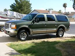ford excursion 2006