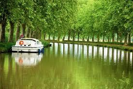 canals du midi