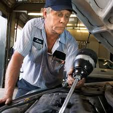 car mechanic picture