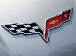 corvette badges
