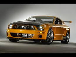 2009 ford gt mustang