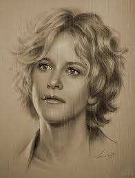 pencil drawn portraits
