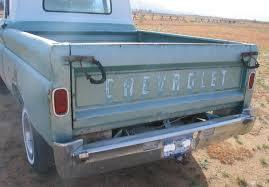 1960 chevrolet trucks