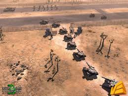 command and conquer gameplay