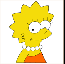 lisa simpsons pictures
