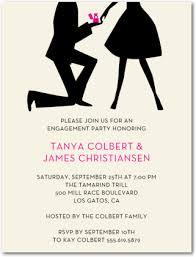 engagement invitation designs
