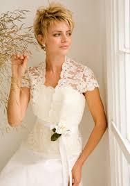 lace jacket wedding