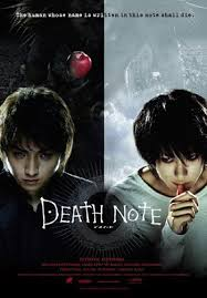 death note film dvd