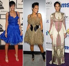 2009 grammy dresses