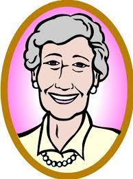 granny clipart