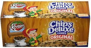 keebler chocolate chip cookie