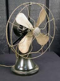 antique ge fans