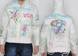 ed hardy tiger jacket