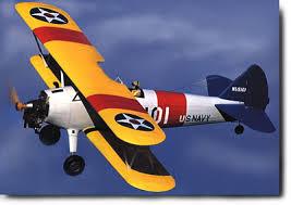 stearman airplane