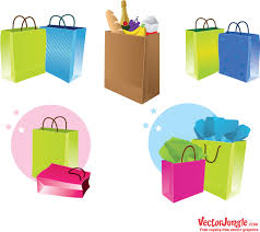 shopping graphics