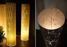 make paper lamps