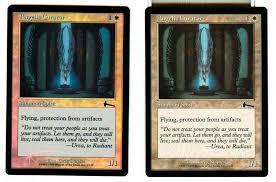 magic the gathering card