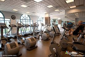 hotel fitness centers