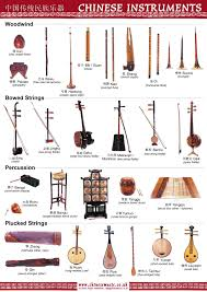 pictures of chinese instruments