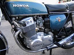 cb 750 engine